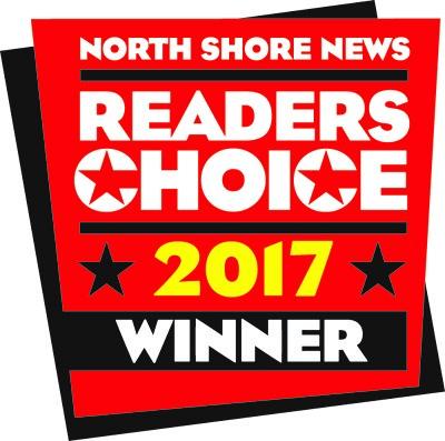 Readers Choice Awards Winner 2017
