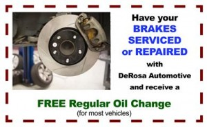 DeRosa brakes-coupon